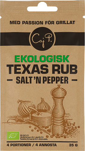 Rub Texas Ekologisk
