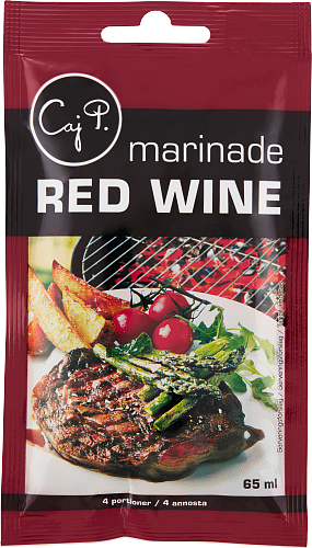Marinad Red Wine