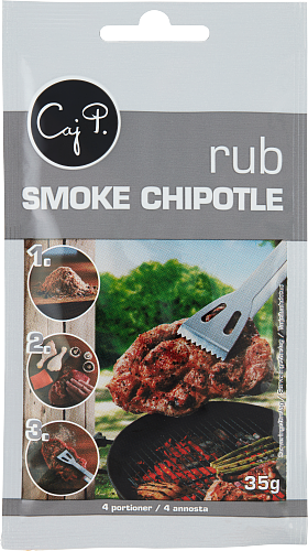 Rub Smoke Chipotle